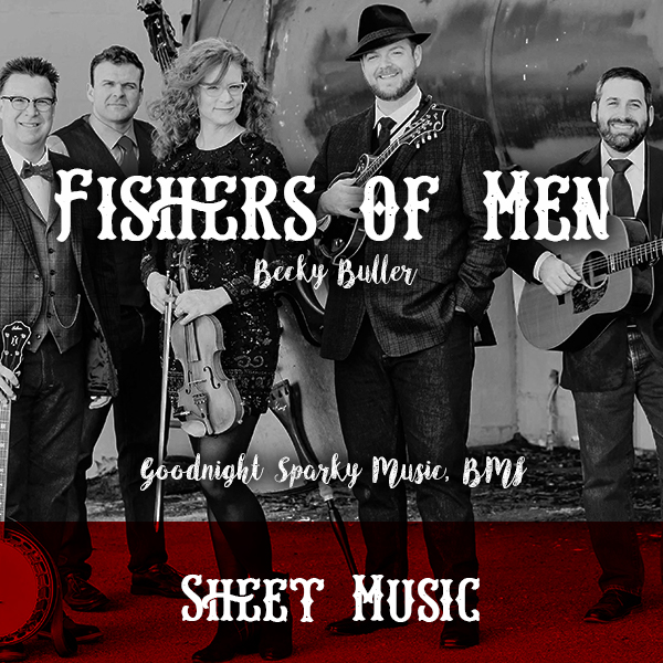 Sheet Music – Fishers of Men
